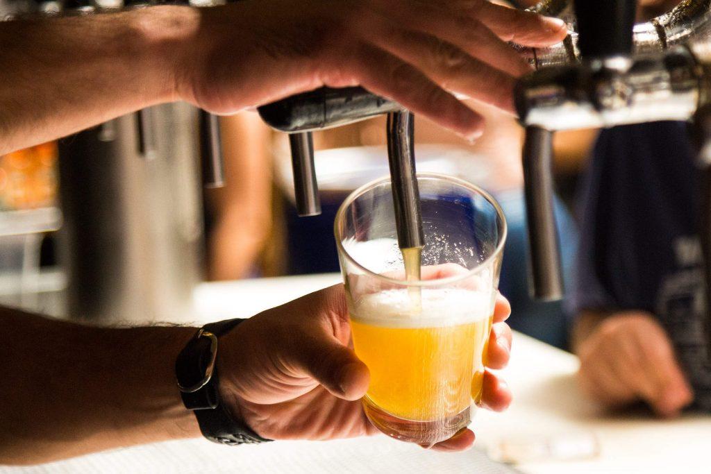 metodi per spillare la birra