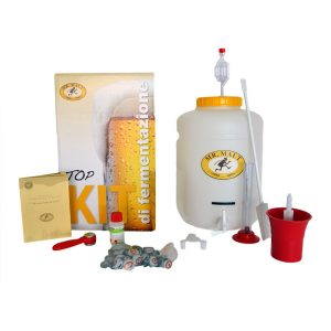 kit fermentazione birra eco mr malt