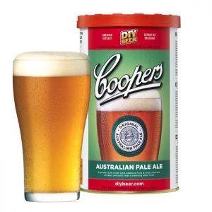 malto pronto per birra australian pale ale coopers