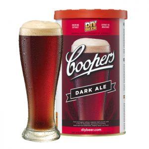 cooper dark ale