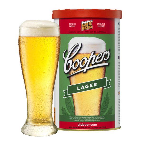 malto preparato coopers lager