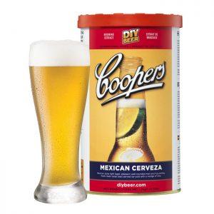malto preparato mexican cerveza coopers